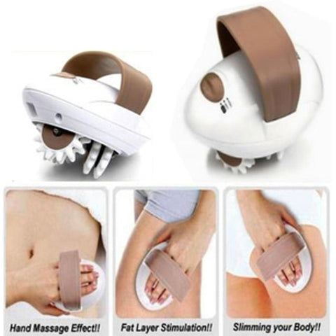 3D Electric Handheld Cellulite Massager