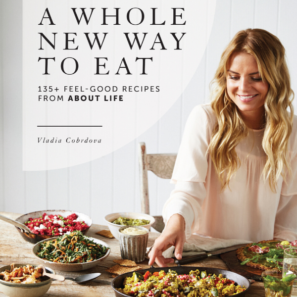 Vladia Cobrodova Gut Health Recipes A whole New Way To Eat Cookbook