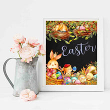 Load image into Gallery viewer, Easter Chalkboard Printables