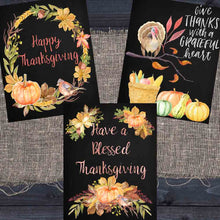 Load image into Gallery viewer, Thanksgiving Chalkboard Printables