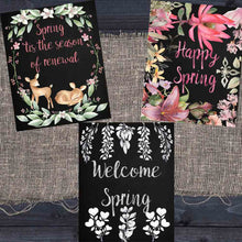 Load image into Gallery viewer, Spring Chalkboard Printables