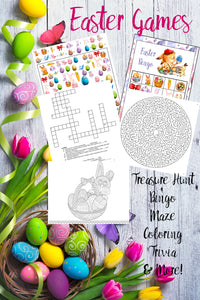 Easter Binder {140+ pages}