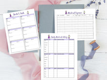 Load image into Gallery viewer, Printable Medical Planner