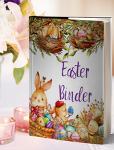 Load image into Gallery viewer, Easter Binder {140+ pages}