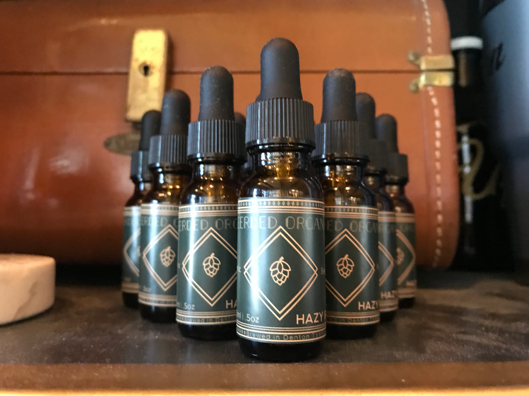 Hazy IPA Beard Oil