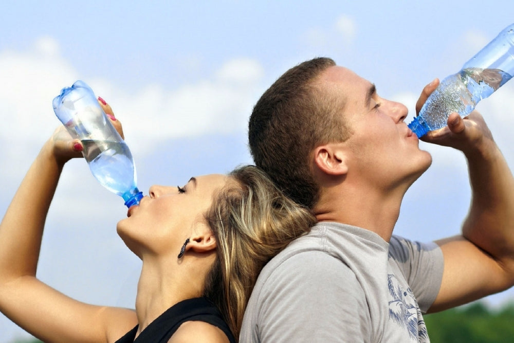 4 Easy Tips to Boosting Your Daily Water Intake