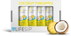 Coconut Pineapple 4-Pack