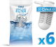 Cirkul Flow Filter (6-Pack) & New Comfort Grip Lid