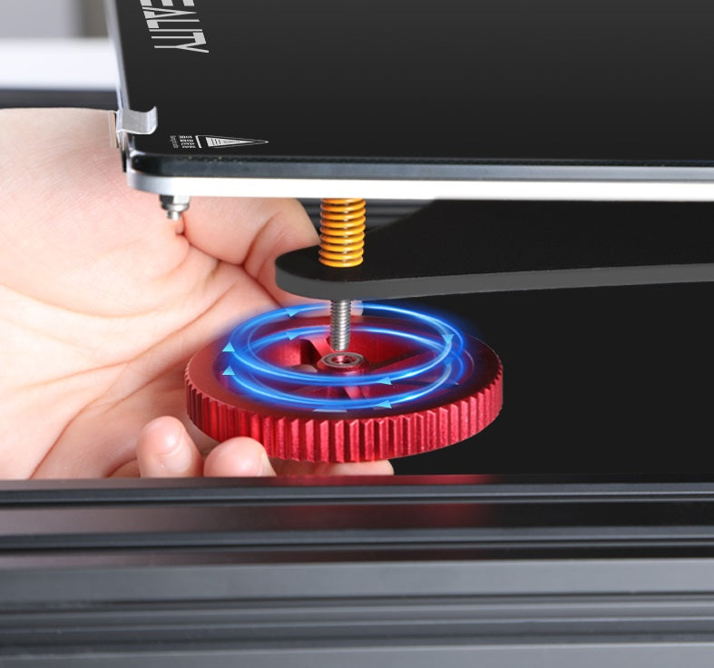 Creality Heated Bed Leveling Spring for 3D Printer (Set of 4pcs)