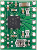 A4988 stepper motor driver carrier, top view.