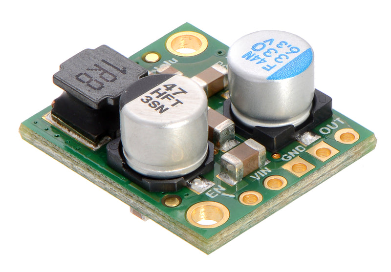 Pololu 5V, 5A Step-Down Voltage Regulator D24V50F5.