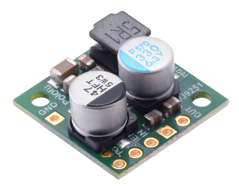 Pololu 5V, 2.5A Step-Down Voltage Regulator D24V22F5.