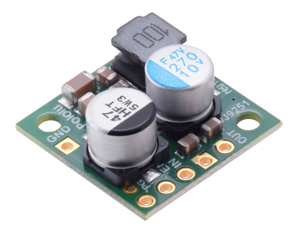 Pololu 7.5V, 2.4A Step-Down Voltage Regulator D24V22F7.