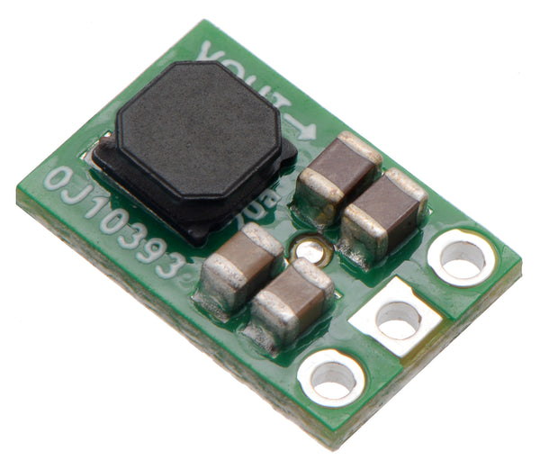 Pololu 5V Step-Up/Step-Down Voltage Regulator S9V11F5 (silkscreen side).