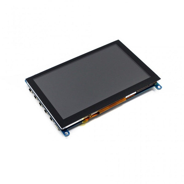 5 inch 800x480 Capacitive Touch Screen LCD (H)