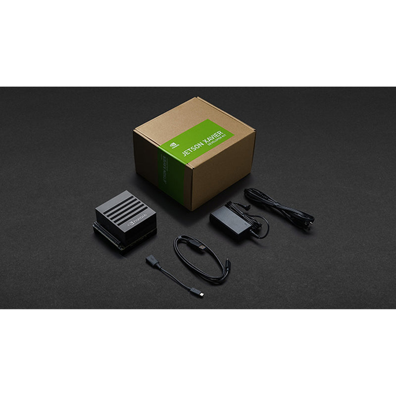 NVIDIA Jetson AGX Xavier Developer Kit (32GB LPDDR4x RAM)