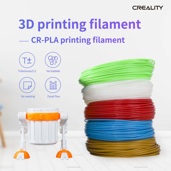 1.75mm 1KG Creality CR PLA 3D Printer Filament