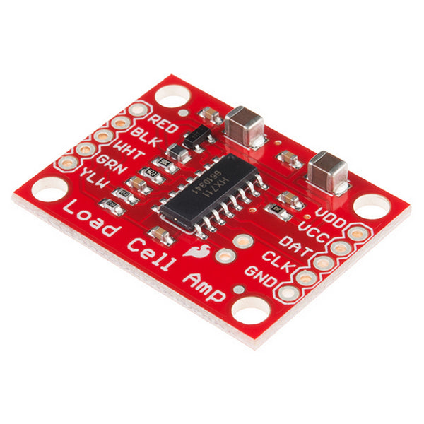 SparkFun Load Cell Amplifier - HX711 SEN-13879