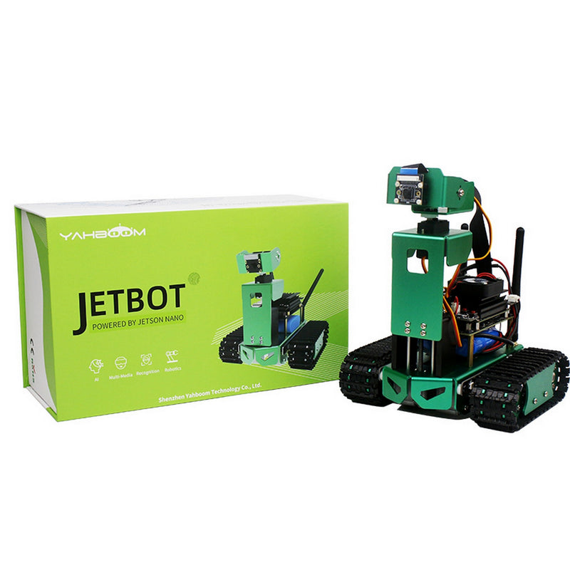 YahBoom AI Standard 2 DoF JetBot