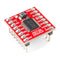 SparkFun Motor Driver - Dual TB6612FNG (with Headers) ROB-14450