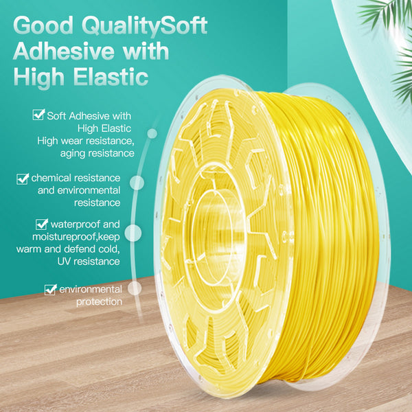 1.75mm 1KG Creality CR TPU 3D Printer Filament