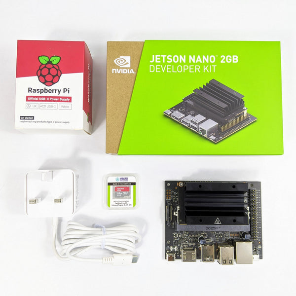Jetson Nano 2GB Basic Bundle