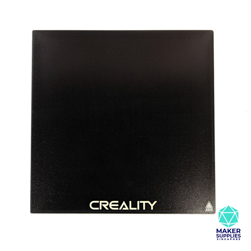 235*235*4mm Carbon Silicon Tempered Glass Build Plate for Creality Ender 3D Printer