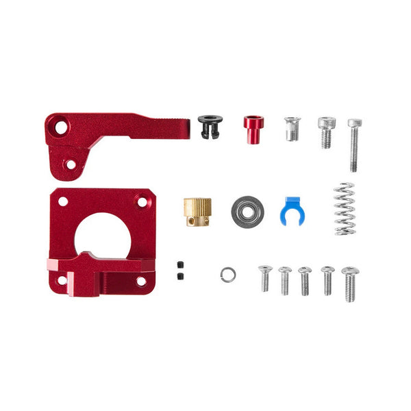 Upgraded MK8 Aluminium Extruder Feed Replacement Kit for Creality CR Ender 3D Printer