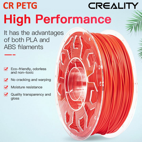 1.75mm 1KG Creality CR PETG 3D Printer Filament