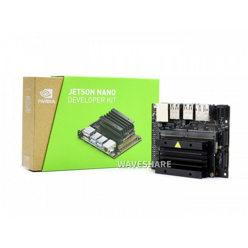 Jetson Nano 4GB B01 Ultimate Bundle with Acrylic Case