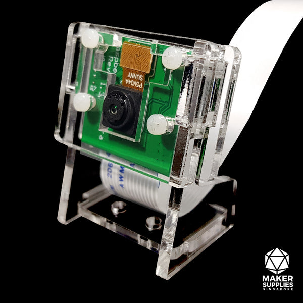 5MP Camera Module and Camera Holder Bundle