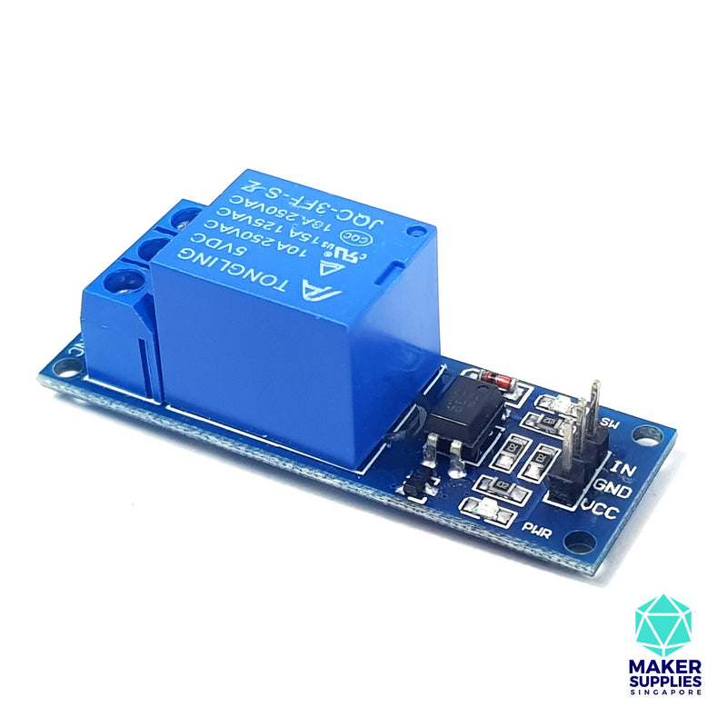 5V Relay with Breakout Board