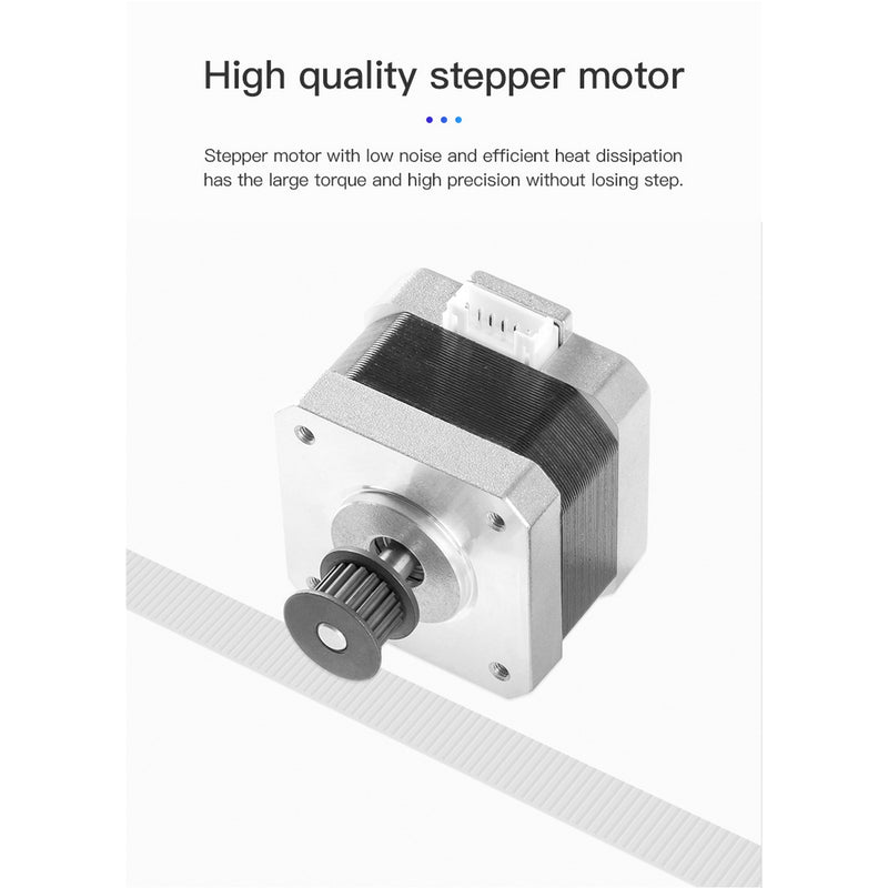 Creality 42mm (42-34 42-40 X,Y,Z,E Axis) Stepper Motors for Ender and CR 3D Printers