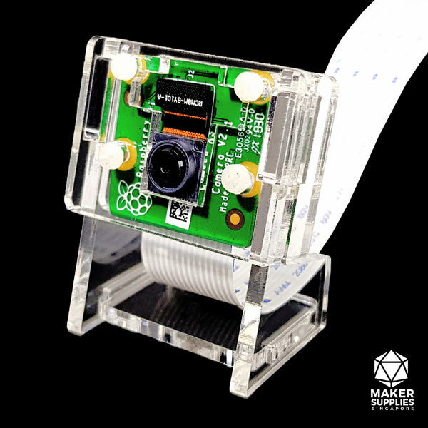 8MP Camera Module and Camera Holder Bundle
