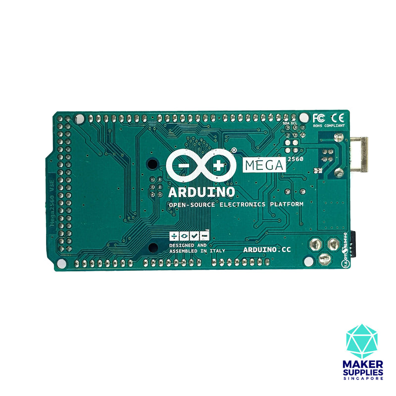 Arduino Mega 2560 Rev 3 (Official)