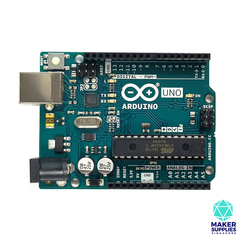 Arduino Uno Rev 3 (Official)