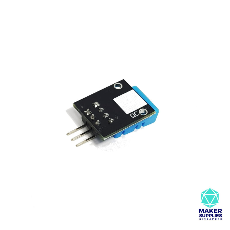DHT-11 Humidity and Temperature Sensor Breakout Board