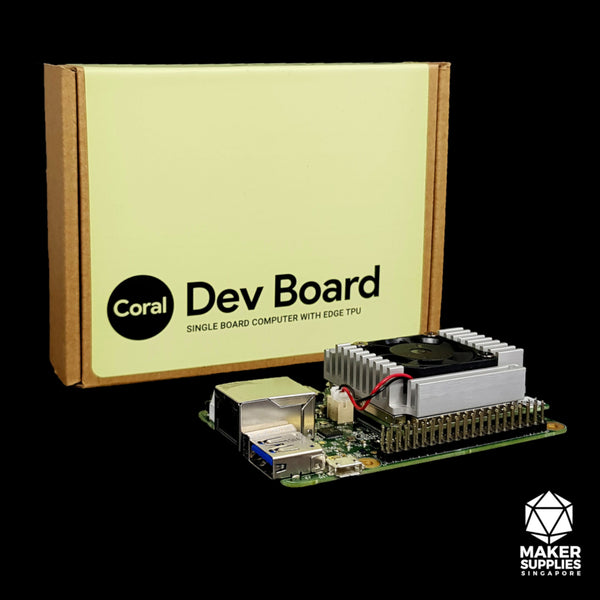 Google Coral Dev Board (1GB RAM or 4GB RAM)