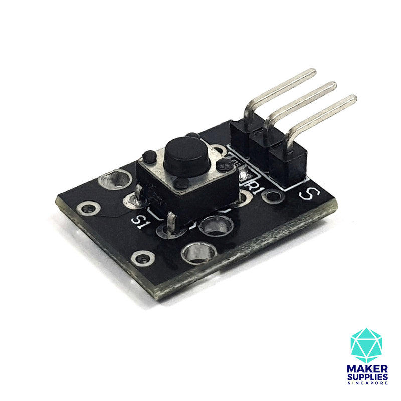 KY-004 Pushbutton Module