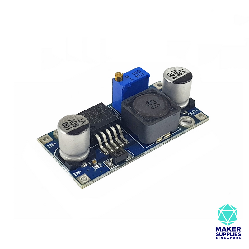 LM2596 DC-DC Adjustable Step Down Converter Buck Converter