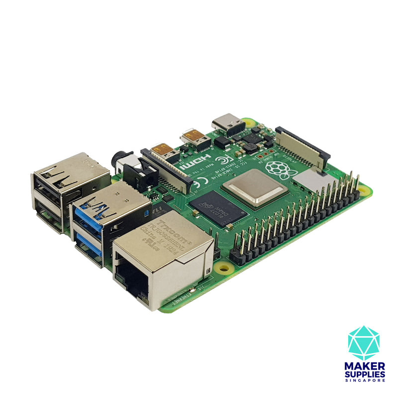 Raspberry Pi 4 Model B (8GB RAM)