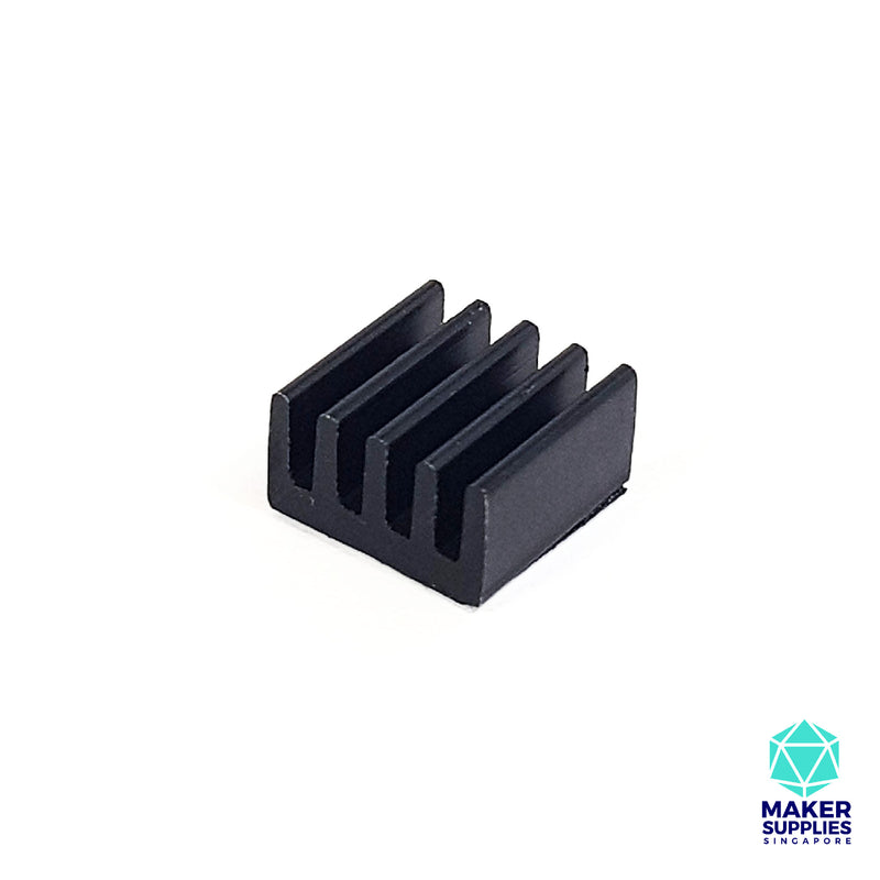 Raspberry Pi 4 Heat Sinks (1 Copper, 2 Aluminium)