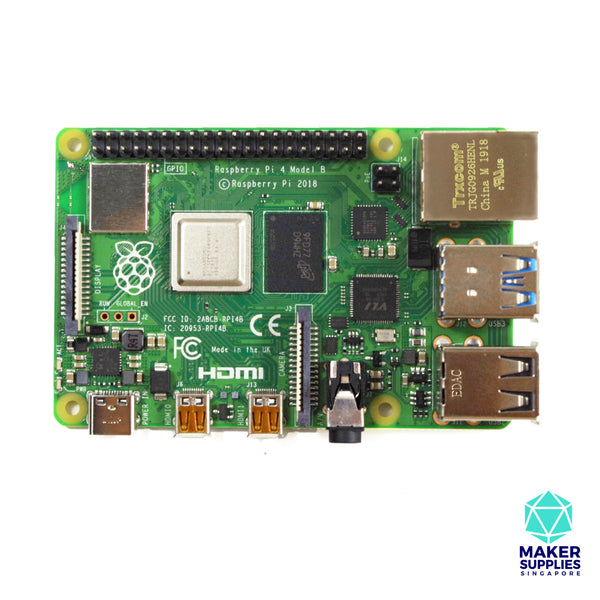 Raspberry Pi 4 Model B (2GB RAM)