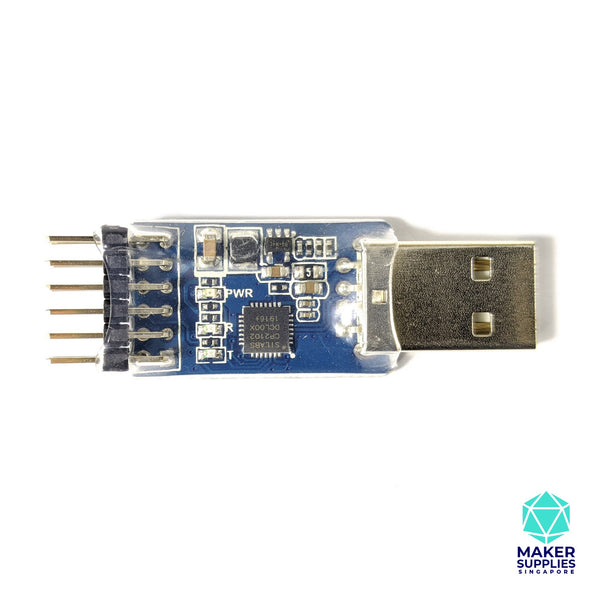 CP2102 USB to UART/TTL Converter (Ai-Thinker USB-T1)