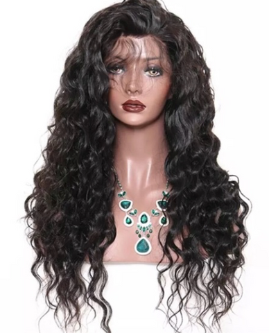 Brazilian Princess Wave Front Lace Wig