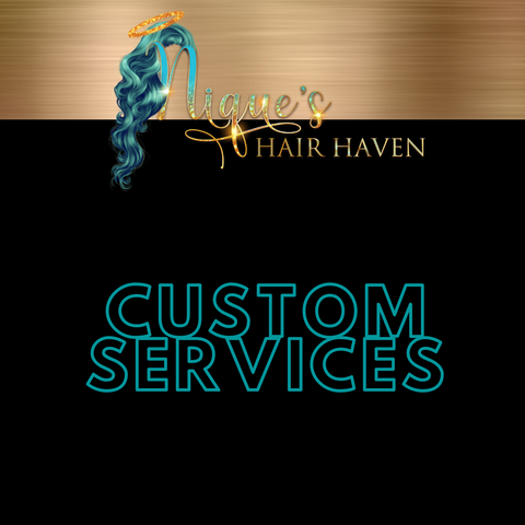 Custom Services Part 1