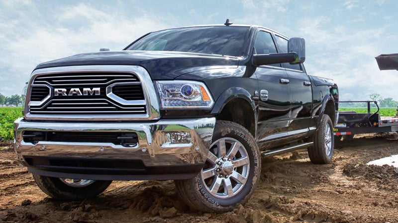 Elongator Tailgate for DODGE RAM 2500/3500 (2010-2018)