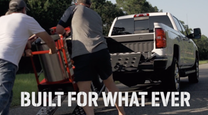 Elongator Tailgate for FORD F-250