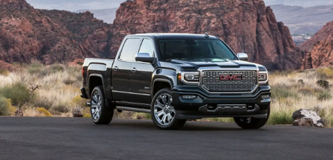 Multi-Function Tailgate for GMC SIERRA 1500 (2007-2018)
