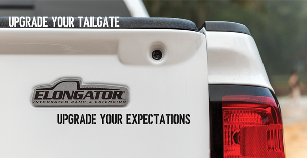 Elongator Tailgate for GMC SIERRA 1500 (2007-2018)